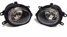 MGF / MG TF FRONT FOG LIGHT / LAMP UNITS PAIR OFF DRIVER / PASSENGER BRAND NEW