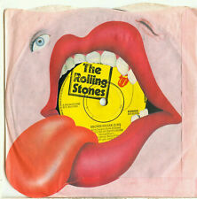"ROLLING STONES - Brown Sugar / Bitch / Let It Rock - 1971 UK 1st VINYL SINGLE 7"""