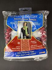 "Knifty Knitter Round Loom Series 7.5"" 19 Cm Ideal For Bulky Yarn NIP"