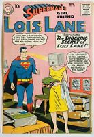 Lois Lane #13 Superman The Shocking Secret Of Lois Lane 1959