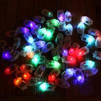 5/10Pcs Mini LED Balloon Lamp Light Bulb Super Bright Party Wedding Home Decor