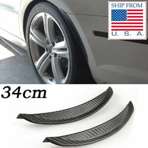 Mud Flaps Splash Guards Arch extension Fender flares Eyebrow Mudflaps Universal