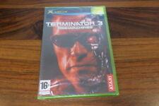 Terminator 3 Rise of the Machines de Xbox