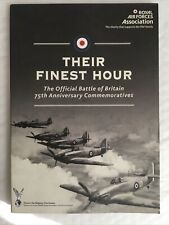 More details for official battle of britain 75th anniversary album + 1 medal | pennies2pounds
