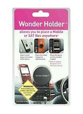 Wonder Magnetic Holder for Mobile Phone SAT NAV iPod MP3 Player