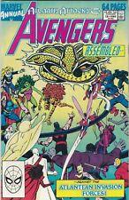 Avengers #18 Annual Marvel Comics Book 1989 NM