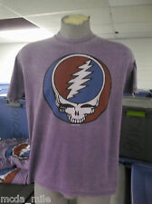 Mens Licensed Grateful Dead Classic Logo Shirt New S