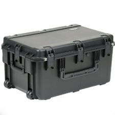 Black SKB Case No foam Includes Pelican 1650 / iM2975 lid org. 3i-1918-14B-E