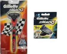 Gillette Mach3 Razor + 8 Mach3 Cartridges