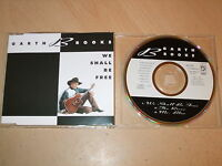 Garth Brooks - We Shall Be Free (CD) 3 Tracks - Mint/New - Fast Postage - Rare