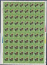 China 1990 T146, Year of Horse  full sheet