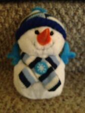 Scented Wax Dipped Snowman Room/Air Freshener You Pick The Wax & Scent