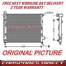 MERCEDES A140 A160 A170 8V 97>04 MAN AUTO RADIATOR NEW