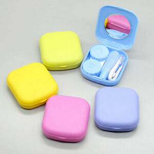 JN_ IG_ Contact - Lens Case Remover Inserter Applicator Tweezers Storage Clean