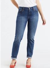 NWT Levi's Women's 501 in Lonesome Road Straight Leg Boyfriend Jeans 26 x 32