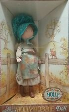 "1970's Vintage Holly Hobbie 10"" Doll - Mib - Nos"