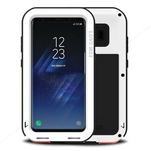 Case Cover Anti-shock Unbreakable LOVE MEI Shockproof Samsung Galaxy S8
