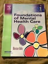 2005 Foundations Of Mental Health Care Third 3rd Edition Textbook College Psych
