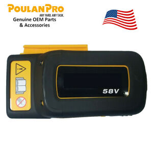 Poulan Pro 58V Battery for 58Volt Cordless tools CHAINSAW TRIMMER BLOWER MOWER