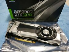 NVIDIA GeForce GTX 1070 Founders Edition 8GB GDDR5 Graphics Card - Used