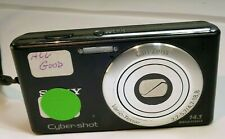 Sony Cyber-shot DSC-W530 14.1MP Digital Camera - AS IS for parts not tested