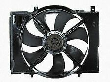 1998 1999 2000 2001 2002 Mercedes CLK320 New Radiator/Condenser Cooling Fan