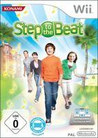 Nintendo Wii Spiel - Step to the Beat mit OVP