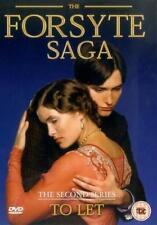 THE FORSYTE SAGA SERIES TWO TO LET 2 DISC BOX SET GRANADA UK REGION 2 DVD L NEW