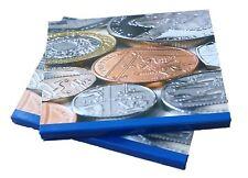 Faro Sterline & Pence Moneta Scatola Custodia per 40 Monete Conservare