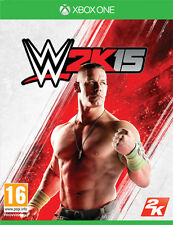 WWE 2K15 (Wrestling 2015) XBOX ONE IT IMPORT TAKE TWO INTERACTIVE