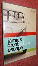 Jamie's Great Italian Escape, Complete Series DVD (2010) Jamie Oliver