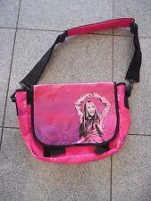Umhängetasche - Hannah Montana, pink, Breite ca 40 cm, Schultasche