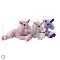 "5"" Enchanted Squigies - Squishy Stress Relief Foam Unicorn, Rainbow & Cloud Toys"