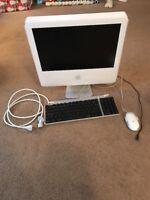 Mac Computer Desktop Computer a1058