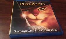 Puss in Boots (Blu-ray, 2012)