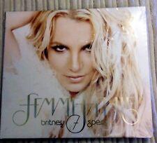 BRITNEY SPEARS FEMME FATALE CD NUEVO A ESTRENAR CON PRECINTO