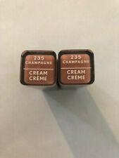 (2) Covergirl Exhibitionist Cream Lipstick, 235 Champagne