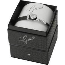 GUESS UBS91307 Color Chic Demi Lizard Black/Rhodium Ladies Bracelet