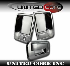 Chrome Door Handle Cover Super Duty F250 F350 08-16 Chrome Tailgate Handle Cover
