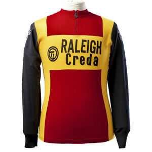 Magliamo's Raleigh Creda Team 1980 Long Sleeve Jersey
