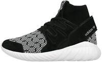 Adidas Tubular Doom Sneaker Gr. 43 1/3 Wildleder Schuhe Freizeitschuhe schwarz