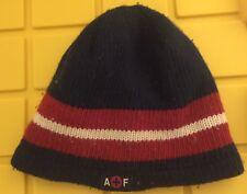 Abercrombie & Fitch Kids Winter Snow Hat 70% Wool