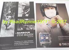 STEVE McQUEEN_The BARBOUR FW11_TAG HEUER_2000_advertisements_werbung_publicitè
