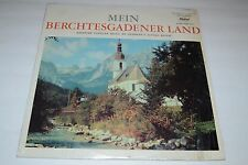 Mein Berchtesgadener Land~Bavarian Popular Music~Alfons Bauer~Capitol T 10289