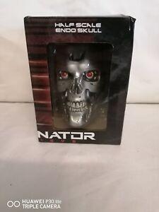 Terminator Genisys Half Scale Endo Skull - Loot Crate COLLECTIBLE EXCLUSIVE