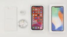 Apple iPhone X 🍎Fully Unlocked 64GB 256GB AT&T T-Mobile Verizon