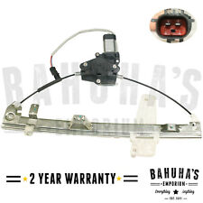 JEEP GRAND CHEROKEE WG WJ 2001-2005 FRONT LEFT SIDE WINDOW REGULATOR WITH MOTOR