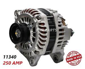 250 AMP 11340 Alternator fits Infiniti Nissan High Output Performance HD USA NEW