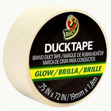 Glow In The Dark Cloth Duck Tape - 1.88 inch X 10 ft Duck Brand