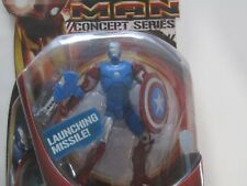 Hasbro Marvel Legends Ironman Concept Captain America Armor